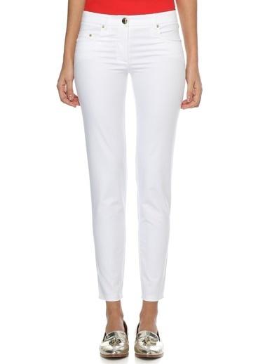 Boutique Moschino Pantolon Beyaz